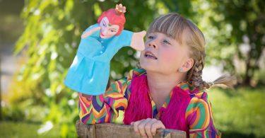 enfant marionnette