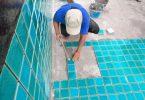 revêtement de sa piscine