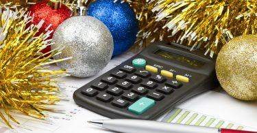 budget de Noel